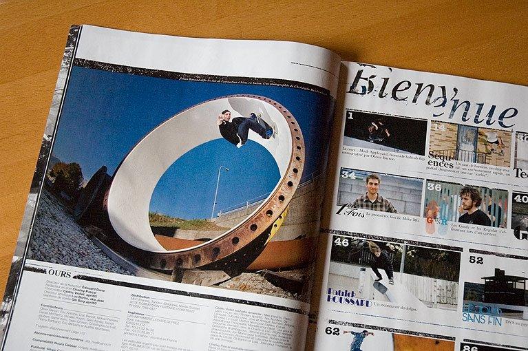 Sugar Magazine Johan Bavaud